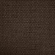 Deko žakard, Naxos, 21566-405, temno rjava