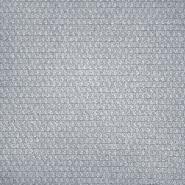 Dekostoff, Jacquard, Naxos, 21566-600, grau
