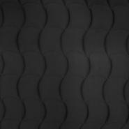 Preštepanka, geometrijski, 21578-200, črna