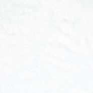 Krzno, umetno, kratkodlako, 21580-1, bela