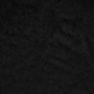 Umetno krzno, kratkodlako, 21580-14, črna