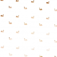 Jersey, Baumwolle, Tiere, 21285-011, metallic