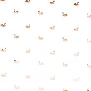 Jersey, pamuk, životinjski, 21285-011, metallic