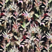 Gewebe, Viskose, Cupro, floral, 21592-001