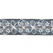 Band, dekorativ, 50 mm, 21601-020