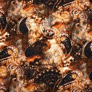 Jersey, Viskose, abstrakt, 3141-25
