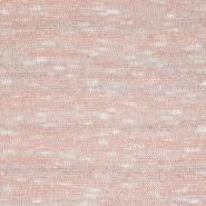 Pletivo, poliester, 21621-3, roza