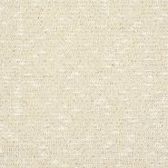 Pletivo tanjše, bombaž, 21621-4, smetana