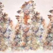 Pletivo tanjše, cvetlični, 21633-3, bež rjava
