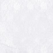 Čipka, elastična, 21658-050, bijela