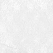 Čipka, elastična, 21658-051, smetana
