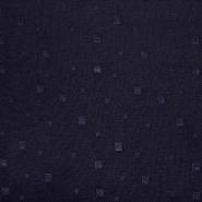 Pletivo, gusto, geometrijski, 21662-008, tamnoplava