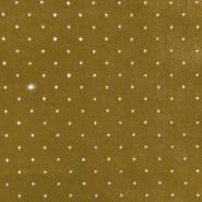 Plüsch, Polyester, Pailletten, 21666-037, gelb