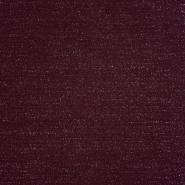 Pletivo, gusto, glitter, 21673-019, bordo