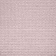 Vafel, 20724-36, pastelno roza
