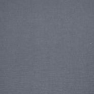 Tetra tkanina, dvojna, 18746-002, temno siva