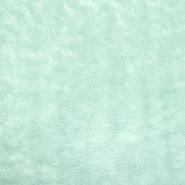 Velur coral, obojestranski, 21769-022, mint