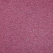 Jersey, melanž, 13336-017, vijola