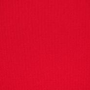 Šifon, krep, 17829-425, rdeča