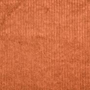 Žamet, bombaž, 21816-455, oranžna