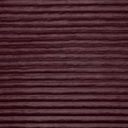 Pletivo, nanos, črte, 21668-019, bordo