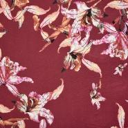 Jersey, viskoza, cvetlični, 21776-44