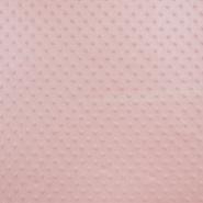 Velur coral, Minky, 21912-032, ružičasta