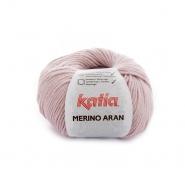 Preja, Merino Aran, 21924-53, roza