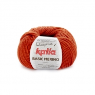 Volna, Basic Merino, 15041-20, oranžna