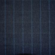 Volna, kostimska, karo, 21925-7, modra