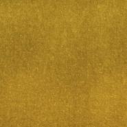 Deko žamet, bombaž, 21945-10, oker