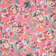 Pletivo, gosto, cvetlični, 22022-9, roza
