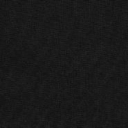 Jersey, poliester, 22035-300, črna