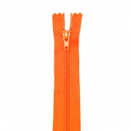 Zadrga, spiralna, 20 cm, 4 mm, 22057-231, oranžna