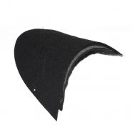 Ramenske blazinice, 0005-02, črna