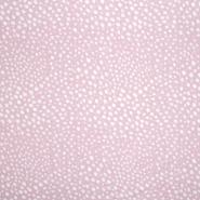 Bombaž, poplin, pike, 22089-12, roza