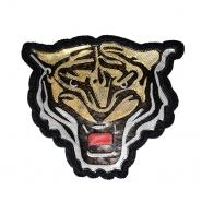 Našitek, tiger, 22133