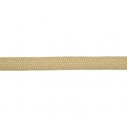 Trak, 8 mm, vezalka, 22214-024, bež