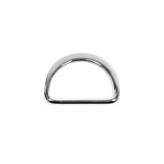 Poluobruč, metalni, 35 mm, 22205-101, srebrna