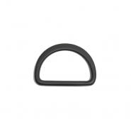 Poluobruč, metalni, 35 mm, 22205-130, mat crna