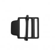 Kovinski regulator dolžine, 30 mm, 22211-130, mat črna