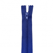 Zatvarač, spiralan, 40 cm, 4 mm, 22058-A72, plava