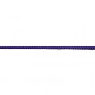 Vrvica, bombažna, 5mm, 16510-42278, vijola
