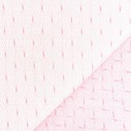 Mreža, prožna, pike, 19002-9, roza