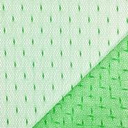 Mreža, elastična, točke, 19002-21, zelena