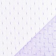 Mreža, prožna, pike, 19002-22, vijola