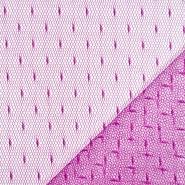 Mreža, prožna, pike, 19002-29, roza