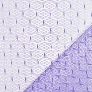 Mreža, prožna, pike, 19002-40, vijola
