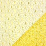 Mreža, elastična, točke, 19002-51, žuta