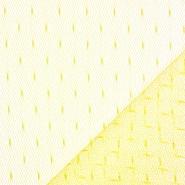 Mreža, prožna, pike, 19002-59, rumena
